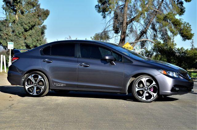 2015 Honda Civic Si Reseda, CA 20