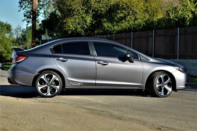 2015 Honda Civic Si Reseda, CA 22