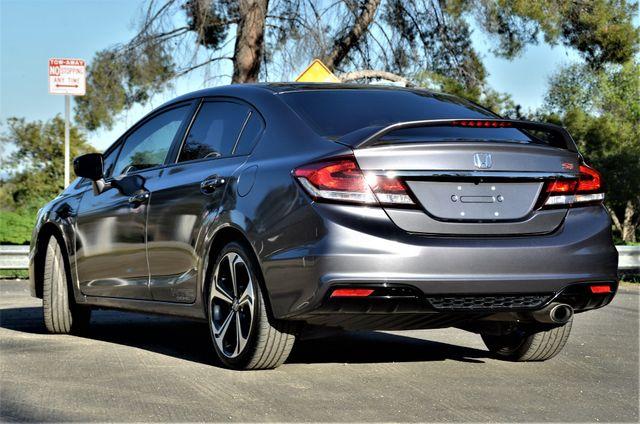 2015 Honda Civic Si Reseda, CA 24