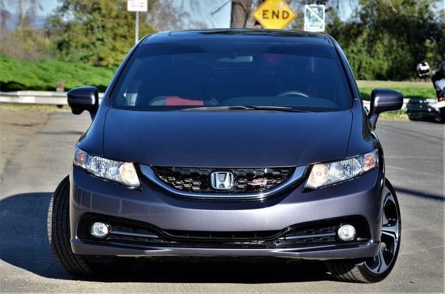2015 Honda Civic Si Reseda, CA 12