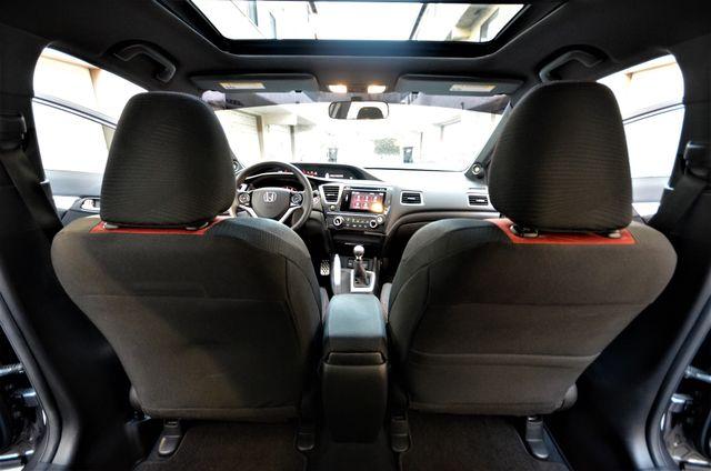 2015 Honda Civic Si Reseda, CA 34