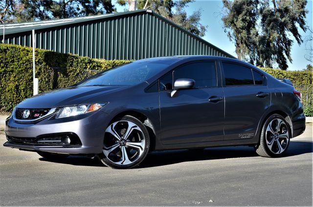 2015 Honda Civic Si Reseda, CA 13