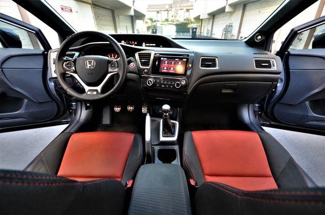 2015 Honda Civic Si Reseda, CA 35