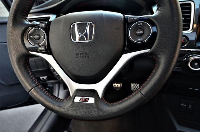2015 Honda Civic Si Reseda, CA 3
