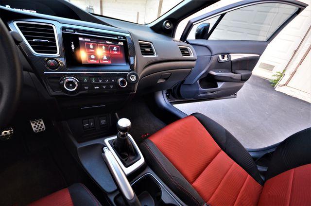 2015 Honda Civic Si Reseda, CA 37