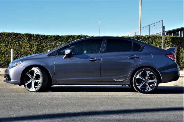 2015 Honda Civic Si Reseda, CA 14