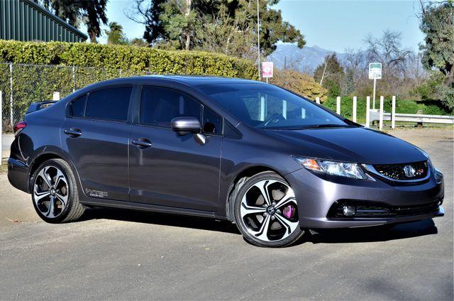 2015 Honda Civic Si Reseda, CA 19