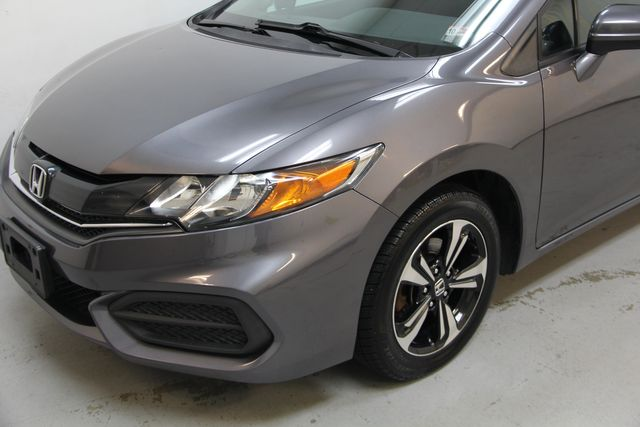 2015 Honda Civic EX Richmond, Virginia 2