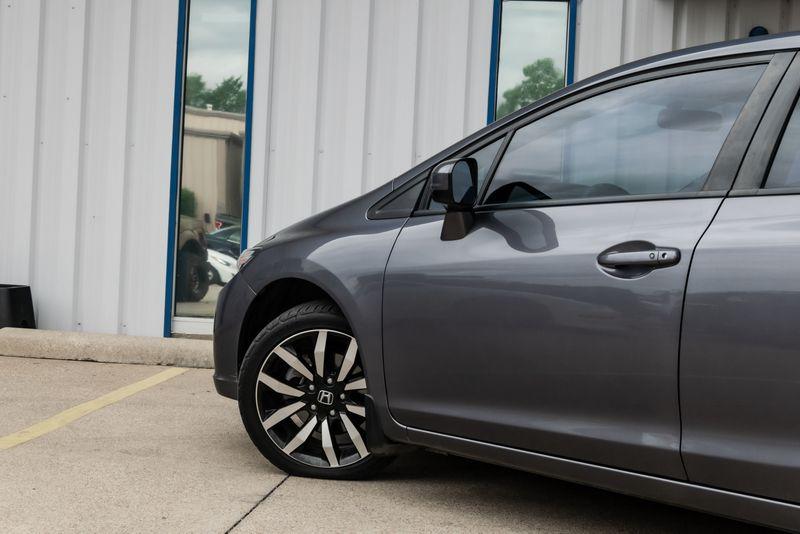 2015 Honda Civic EX-L in Rowlett, Texas