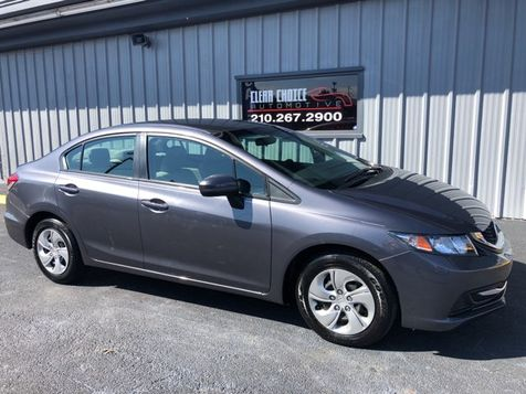 2015 Honda Civic LX in San Antonio, TX
