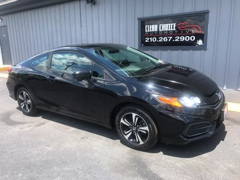 2015 Honda Civic EX in San Antonio, TX