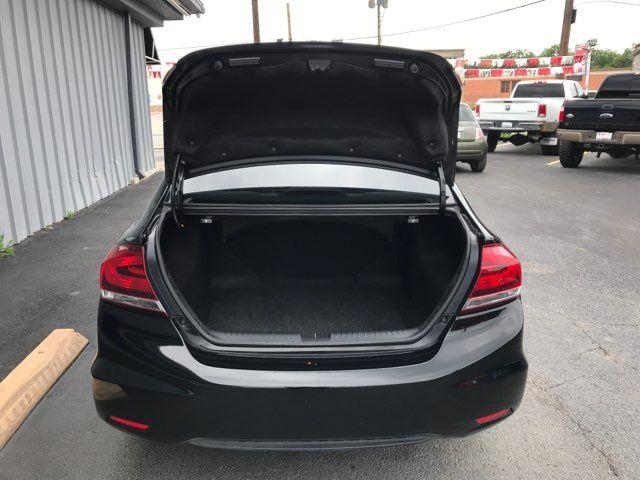 2015 Honda Civic EX in San Antonio, TX 78212