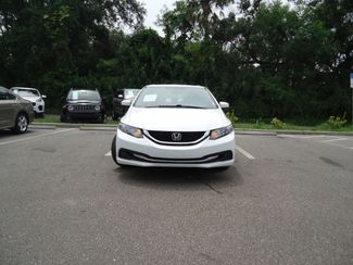 2015 Honda Civic EX SEFFNER, Florida 0