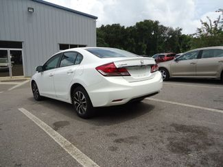 2015 Honda Civic EX SEFFNER, Florida 12