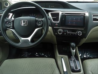 2015 Honda Civic EX SEFFNER, Florida 21