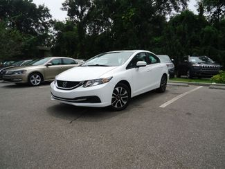 2015 Honda Civic EX SEFFNER, Florida 6