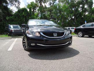 2015 Honda Civic EX-L SEFFNER, Florida 10