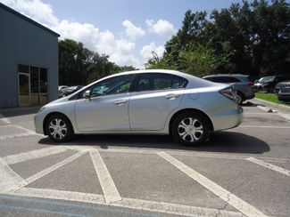 2015 Honda Civic HYBRID SEFFNER, Florida 10