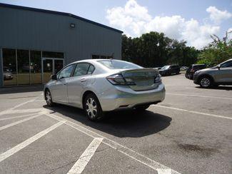 2015 Honda Civic HYBRID SEFFNER, Florida 11