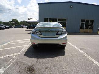 2015 Honda Civic HYBRID SEFFNER, Florida 14