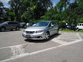 2015 Honda Civic HYBRID SEFFNER, Florida 5