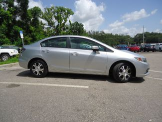 2015 Honda Civic HYBRID SEFFNER, Florida 7