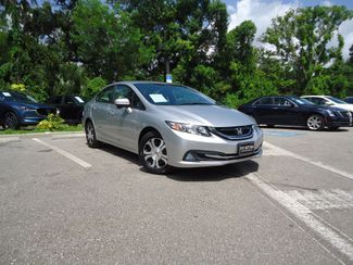 2015 Honda Civic HYBRID SEFFNER, Florida 8