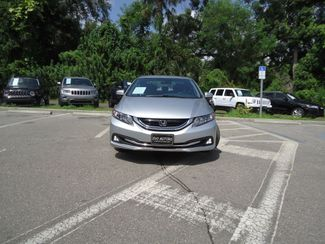 2015 Honda Civic HYBRID SEFFNER, Florida 9