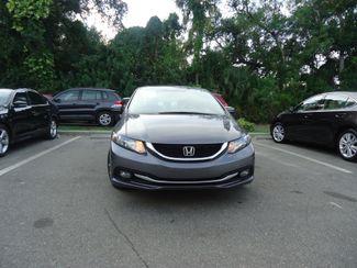 2015 Honda Civic EX-L NAVIGATION SEFFNER, Florida 10