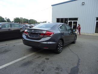 2015 Honda Civic EX-L NAVIGATION SEFFNER, Florida 15