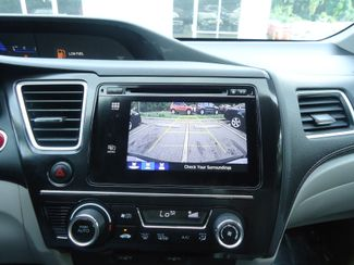 2015 Honda Civic EX-L NAVIGATION SEFFNER, Florida 35
