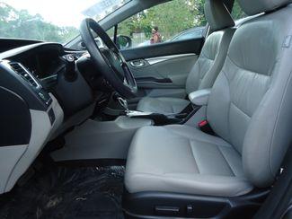 2015 Honda Civic EX-L NAVIGATION SEFFNER, Florida 4