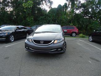 2015 Honda Civic EX-L NAVIGATION SEFFNER, Florida 7