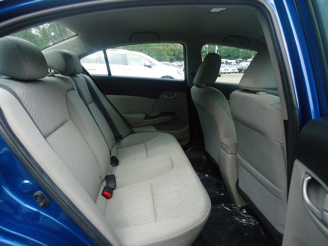 2015 Honda Civic LX SEFFNER, Florida 17