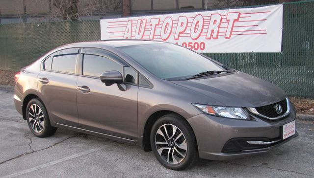 2015 Honda Civic EX St. Louis, Missouri 0