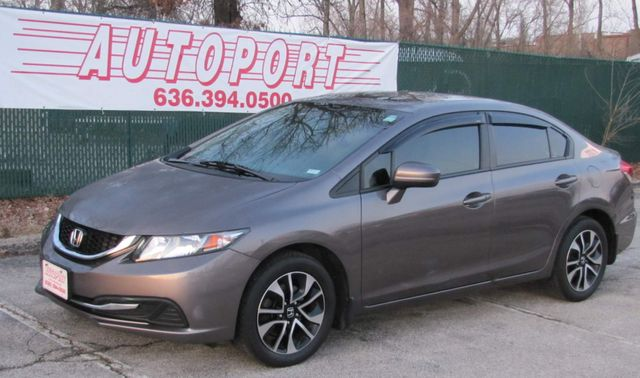 2015 Honda Civic EX St. Louis, Missouri 3