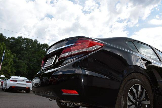 2015 Honda Civic EX-L Waterbury, Connecticut 11