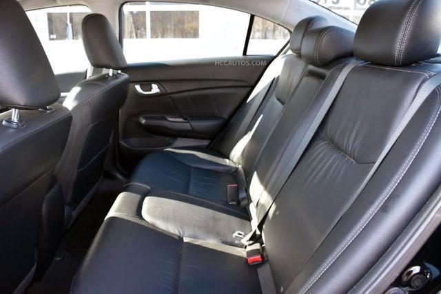 2015 Honda Civic EX-L Waterbury, Connecticut 17