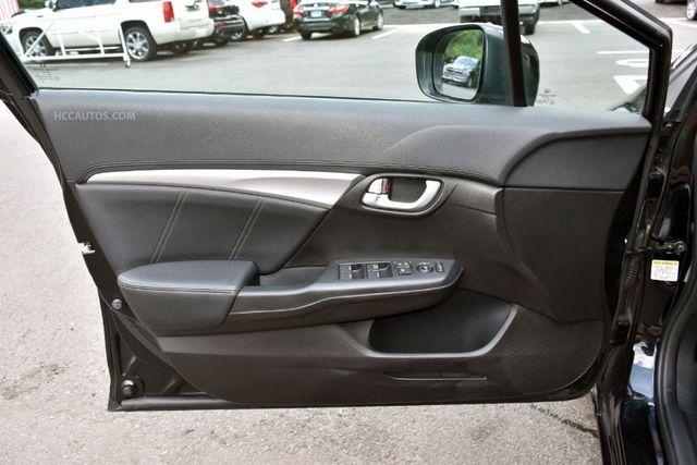 2015 Honda Civic EX-L Waterbury, Connecticut 24