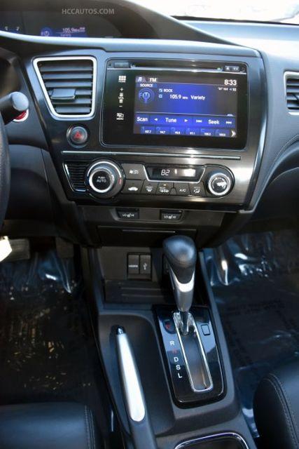 2015 Honda Civic EX-L Waterbury, Connecticut 29