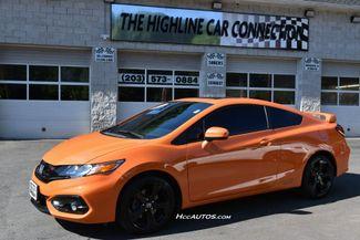 2015 Honda Civic Si Waterbury, Connecticut 3