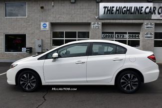 2015 Honda Civic EX Waterbury, Connecticut 3