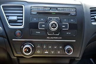 2015 Honda Civic LX Waterbury, Connecticut 25