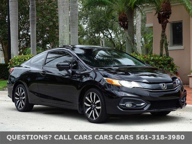 2015 Honda Civic EX-L in West Palm Beach, Florida 33411