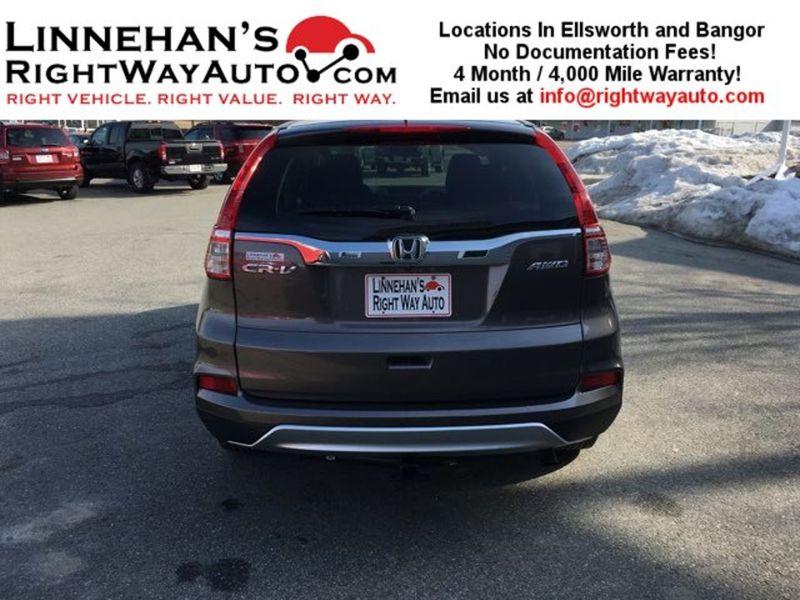 2015 Honda CR-V EX  in Bangor, ME