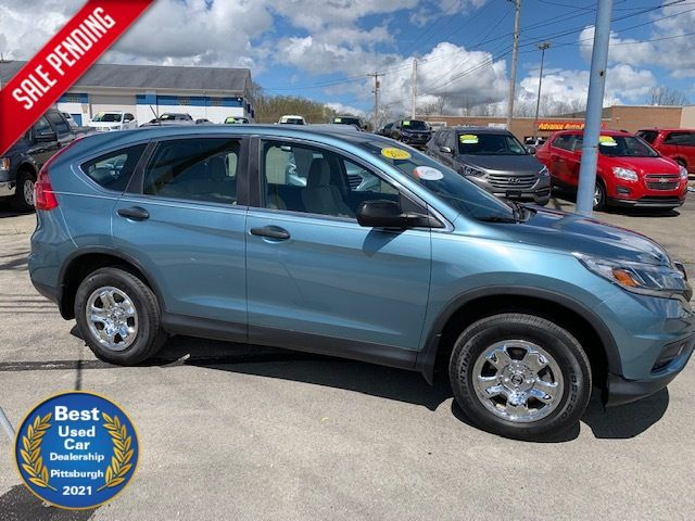 2015 Honda CR-V AWD LX in Bentleyville, Pennsylvania 15314