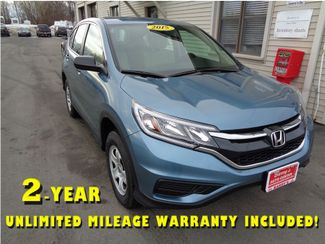 2015 Honda CR-V LX in Brockport NY, 14420