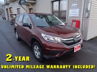 2015 Honda CR-V LX in Brockport, NY 14420