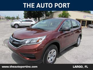 2015 Honda CR-V LX in Clearwater Florida, 33773