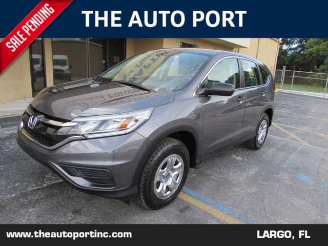2015 Honda CR-V LX in Largo Florida, 33773
